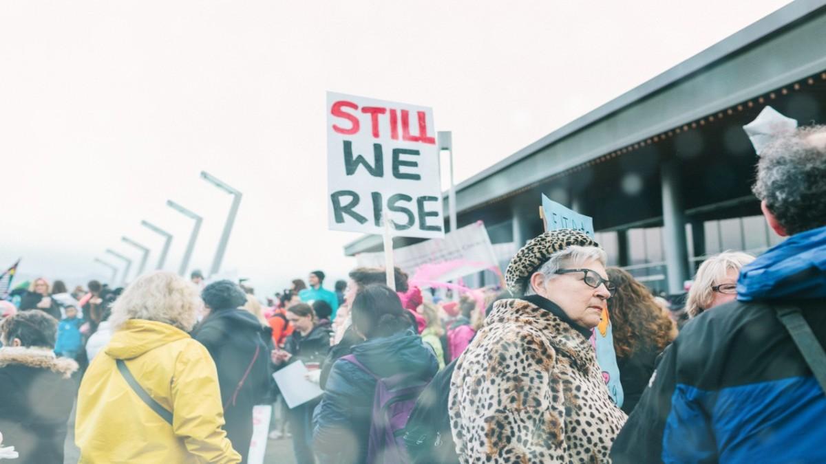 «La noción radical de que las mujeres son personas»